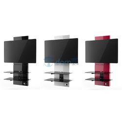 Półka pod TV z maskownicą GHOST DESIGN 3000 z rotacją