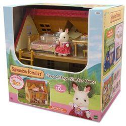 Sylvanian Families, przytulny domek wiejski, zestaw startowy z figurką Darmowa dostawa do sklepów SMYK
