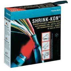 Dozownik Shrink-Kon® Shrink-Kon® 1.6 mm/0.8 mm ABB HSB 63 Współczynnik kurczliwości 2:1 12 m Czarny