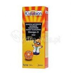 Kidabion o sm. pomarań. syrop 150 ml