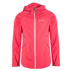 Columbia SPLASH FLASH II Kurtka Softshell bright geranium