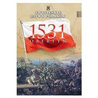 Obertyn 1531 - Wysyłka od 4,99 - porównuj ceny z wysyłką (opr. miękka)
