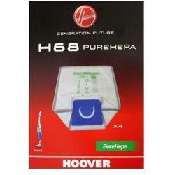 Hoover H68 PureHepa worek do odkurzacza 4 szt.