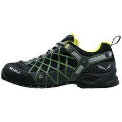 Salewa WILDFIRE S GTX Obuwie hikingowe black/citro