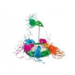 Zabawka dla zwierząt Nobby 19x24cm Niebieska/Żółta/Zielona/Różowa/Pomarańczowa