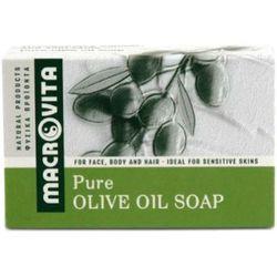 Macrovita TRADITIONAL GREEN SOAP Tradycyjne zielone mydełko naturalne z oliwą z oliwek (31068)