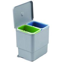 Pojemnik na odpady Rejs SESAMO2 2x8l