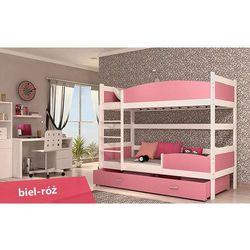 Łóżko piętrowe Twister