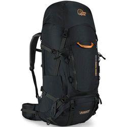 4c945e0d1d10c Lowe Alpine plecak trekkingowy Axiom 7 Cerro Torre 65:85 Black/Bl -  BEZPŁATNY