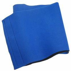 Pas wyszczuplający 100cm x 25cm Allright (niebieski)