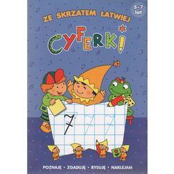 Cyferki Ze skrzatem łatwiej 5-7 lat (opr. miękka)