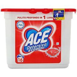 ACE 560g Detersivo Ecodosi Kapsułki do prania z importu (16 sztuk)