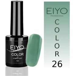 Lakier hybrydowy EIYO Crazy - kolor nr 26 - Mięta Klasyczna - 15 ml Lakiery hybrydowe