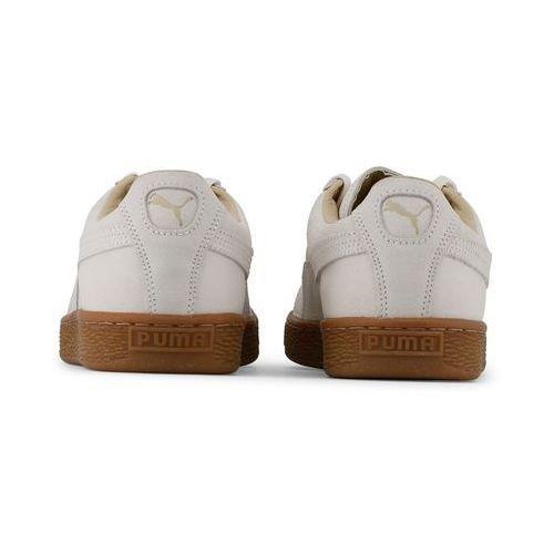 Buty Męskie Puma Sneakersy Suede Classic 363533 01 Białe