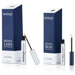 RevitaLash Zestaw: RevitaBrow Advanced 3,0ml + Eyelash Conditioner Advanced 3,5ml