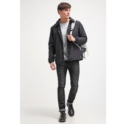 Jack & Jones JJORMELANGE REGULAR FIT Sweter light grey melange