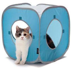 SportPet Designs Kitty Play Cube domek dla kota