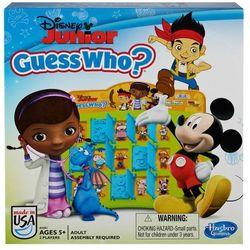 Hasbro, gra edukacyjna Zgadnij kto to?