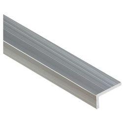 Kątownik aluminiowy 100cm, 2x1 cm Cezar