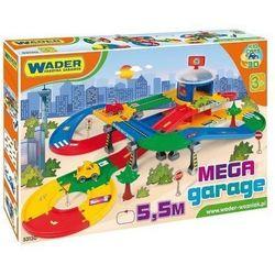 Wader Kid Cars 3D Garaż z trasą 5.5 m - 53130