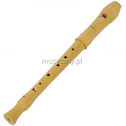 Mollenhauer 2166 Canta flet prosty sopranowy, palcowanie niemieckie, podwójne otwory