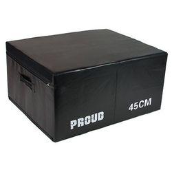 Box do wskoków 45 cm FOAM PLYOBOXES - PROFESSIONAL - PROUD
