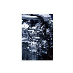 Fotoboard na płycie 50 x 70 cm - Silnik spalinowy