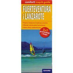 Comfort! map& guide Fuerteventura i Lanzarote