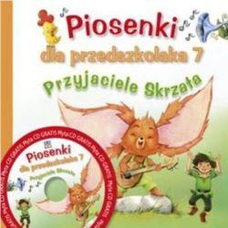 Piosenki dla przedszkolaka 7 Przyjaciele Skrzata (opr. broszurowa)