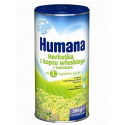 Humana - Herbatka z Kopru Włoskiego z Kminkiem