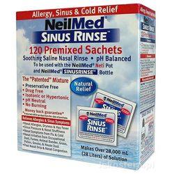 NeilMed SINUS RINSE 120 Premixed Packets uzupełnienie do zestawów dla dorosłych (bez butelki) 120sasz