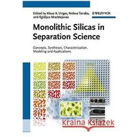 Monolithic Silicas in Separation Science (opr. twarda)