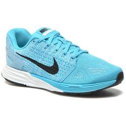Buty sportowe Nike Wmns Nike Lunarglide 7 Damskie Niebieskie 100 dni na zwrot lub wymianę