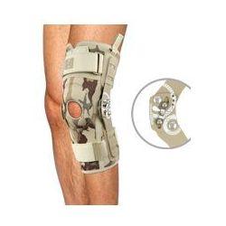Militarna orteza kolana z szynami 2RA