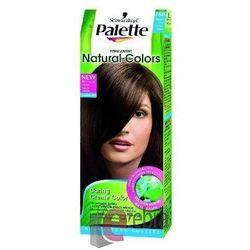 Palette Permanent Natural Colors Farba do włosów nr 750 Złocisty Brąz