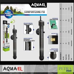 Aquael COMFORT ZONE FIX 75 W - Grzałka akwariowa z termostatem