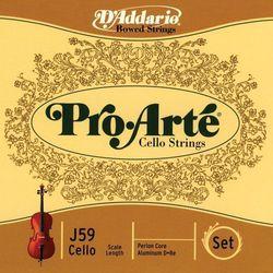 D'Addario PROARTE J59 1/4M