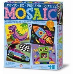 Zabawka 4M Mozaika dla Chłopców