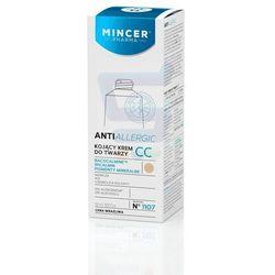Mincer Pharma ANTIALLERGIC-Cera Wrażliwa Kojący krem CC do twarzy na dzień 50 ml
