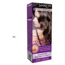 Marion Color (W) szampon koloryzujący 22 Średni Brąz 80ml