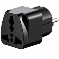 Adapter zasilania AC Akyga AK-AD-48 US/AU/UK do EU
