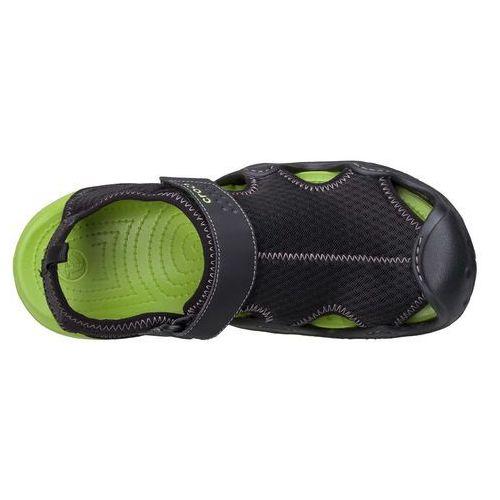 3a0d6ff525b35 Sandały Crocs Swiftwater Sandal Black/Volt Green M 15041-09W ...