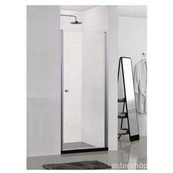 ELEGANCE Drzwi prysznicowe do wnęki 80x195 N1480