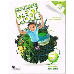 Macmillan Next Move Starter. Podręcznik + DVD (opr. miękka)