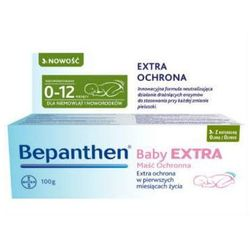Bepanthen Baby Extra Maść Ochronna 100g