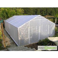 Tunel ogrodowy (foliowy) stalowy 6m x 4m x 2,5m - NOWOŚĆ