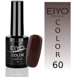 Lakier hybrydowy EIYO Secret - kolor nr 60 - Brąz Pastelowy - 15 ml Lakiery hybrydowe