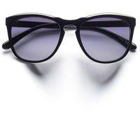 Okulary przeciwsłoneczne bonprix ciemnoniebieski