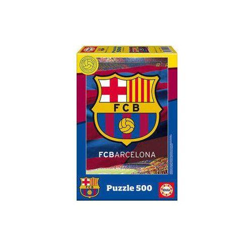 Educa, FC Barcelona, puzzle, 500 elementów