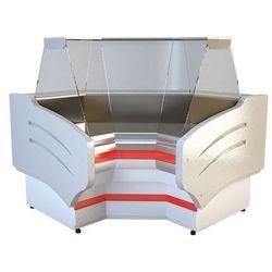 Lada chłodnicza narożna MAWI NCHNN-W 1.3 130cm